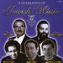 Celebration Of Jewish Music CD Cover Art