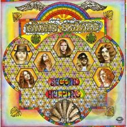 Lynyrd Skynyrd - Second Helping CD Cover Art