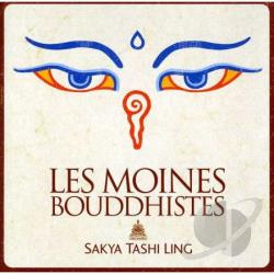 Moines Bouddhistes - Sajaya Tashi Ling CD Cover Art