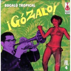 Gozalo 4 - Gozalo 4 LP Cover Art