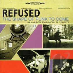 Refused - Shape of Punk to Come CD Cover Art