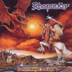 Rhapsody - Legendary Tales CD Cover Art