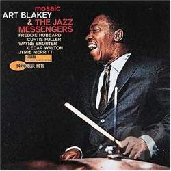 Blakey, Art - Mosaic CD Cover Art