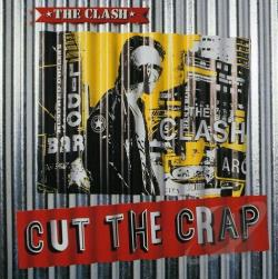 Clash - Cut the Crap CD Cover Art