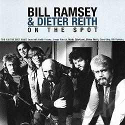 Bill Ramsey (Germany) / Reith, Dieter - On the Spot CD Cover Art