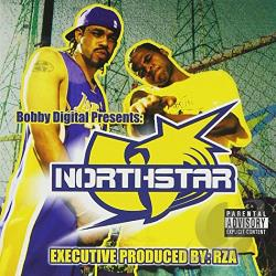 Northstar - RZA Presents Northstar CD Cover Art
