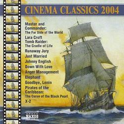 Cinema Classics 2004 - Cinema Classics 2004 CD Cover Art