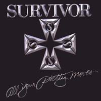 Survivor - All Your Pretty Moves CD Cover Art