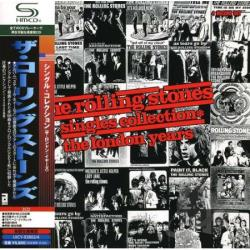 Rolling Stones - Singles Collection: The London Years CD Cover Art