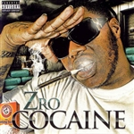Z-Ro - Cocaine CD Cover Art