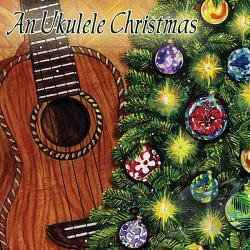 Ukulele Chirstmas CD Cover Art