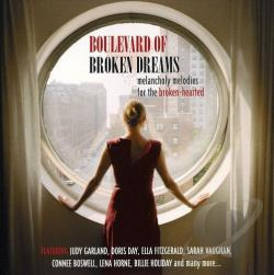 Boulevard of Broken Dreams: Melancholy Melodies For the Broken-Hearted CD Cover Art