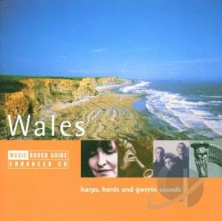 Rough Guide To The Music Of Wales CD Cover Art