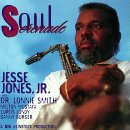 Jesse Jones Jr - Soul Serenade CD Cover Art