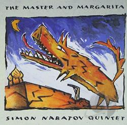 Nabatov, Simon - Master and Margarita CD Cover Art