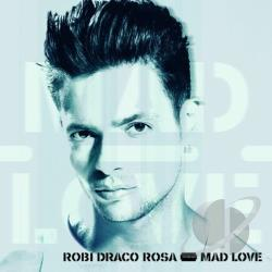 Rosa Robi - Mad Love CD Cover Art