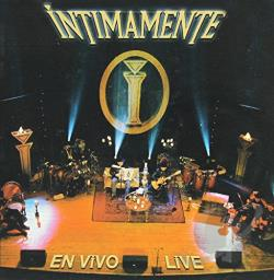 Intocable - Intimamente CD Cover Art