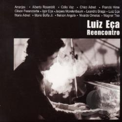 Eca, Luiz - Reencontro CD Cover Art