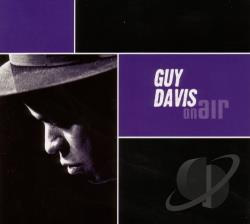 Davis, Guy - On Air CD Cover Art