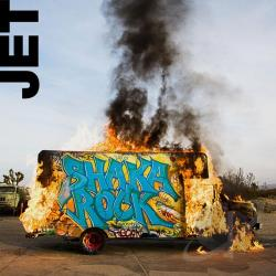 Jet - Shaka Rock CD Cover Art