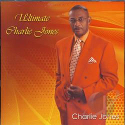 Jones, Charlie - 2009 Ultimate Charlie Jones CD Cover Art
