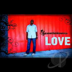 Corry Robinson - Spontaneous Love CD Cover Art