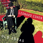 Cohen, Leonard - Old Ideas CD Cover Art