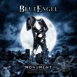Blutengel - Monument CD Cover Art