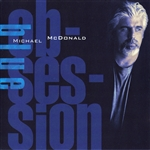 Mcdonald, Michael - Blue Obsession CD Cover Art