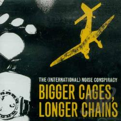 International Noise Conspiracy - Bigger Cages Longer Chains DS Cover Art