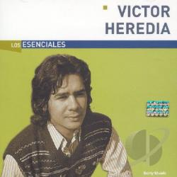 Heredia, Victor - Los Esenciales CD Cover Art