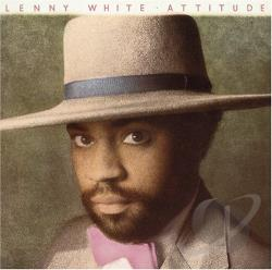 White, Lenny - Attitude CD Cover Art