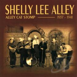 Alley, Shelly Lee - Alley Cat Stomp 1937-1941 CD Cover Art