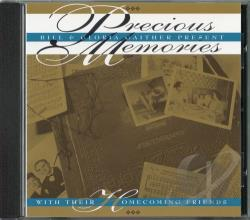Gaither, Bill - Precious Memories CD Cover Art
