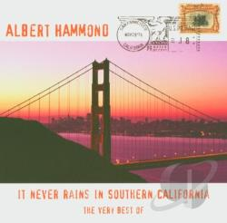 Hammond, Albert - Very Best of Albert Hammond CD Cover Art
