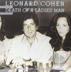 Cohen, Leonard - Death of a Ladies' Man LP Cover Art