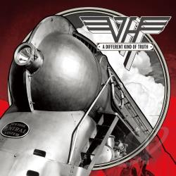 Van Halen - Different Kind Of Truth CD Cover Art