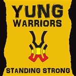 Yung Warriors - Standing Strong CD Cover Art