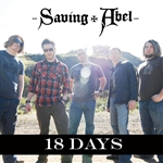 Saving Abel - 18 Days (Rock Mix) DB Cover Art