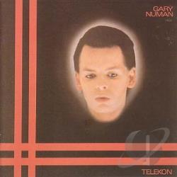 Numan, Gary - Telekon CD Cover Art