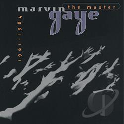 Gaye, Marvin - Master 1961-1984 CD Cover Art