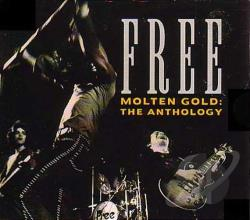 Free - Molten Gold: The Anthology CD Cover Art