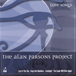 Parsons, Alan - Love Songs CD Cover Art