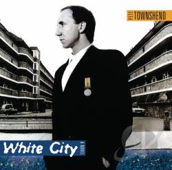 Townshend, Pete - White City CD Cover Art