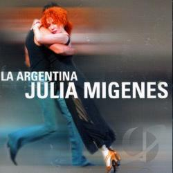 Migenes, Julia - Argentina CD Cover Art