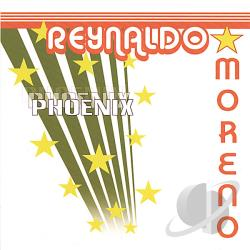Moreno, Reynaldo - Phoenix CD Cover Art