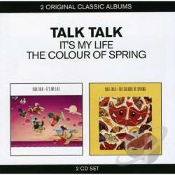 Talk Talk - It's My Life/The Colour of Spring CD Cover Art