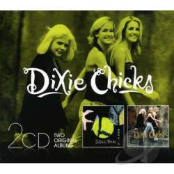 Chicks, Dixie - Fly/Wide Open Spaces CD Cover Art