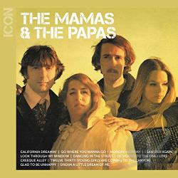 Mama's & The Papa's - Icon CD Cover Art