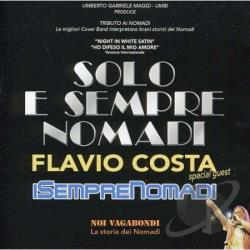 Solo E Sempre Nomadi CD Cover Art